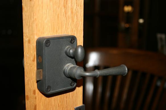 Screen door latch oil rubbed bronze the fine