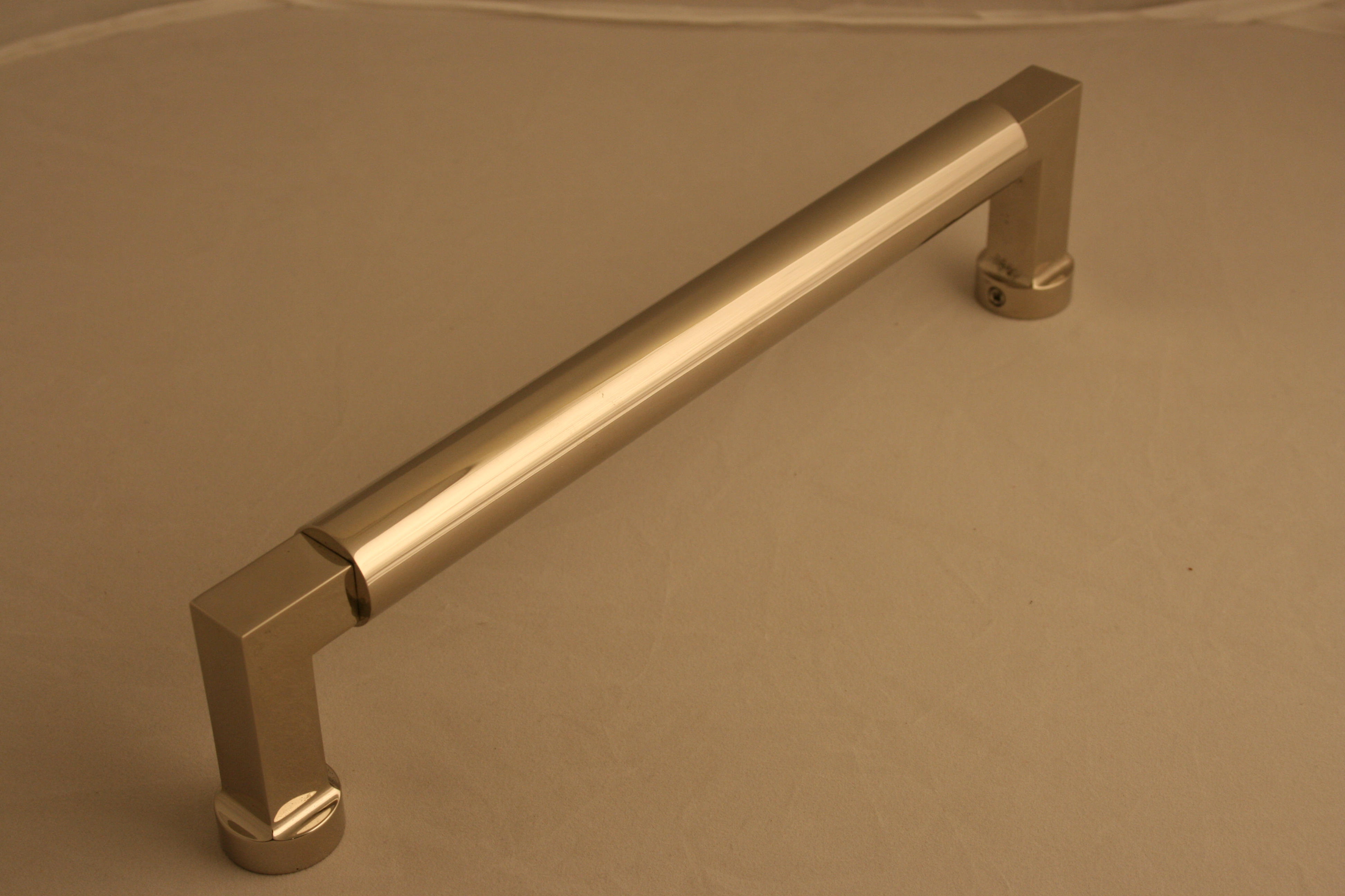 Gropious Pull Polished Nickel The Fine Architectural Hardware Blog