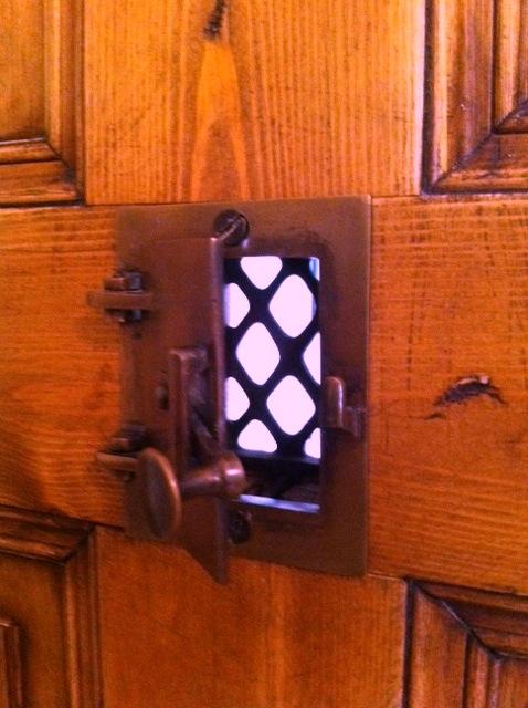 salvage peep hole & salvage peep hole | the Fine Architectural Hardware Blog