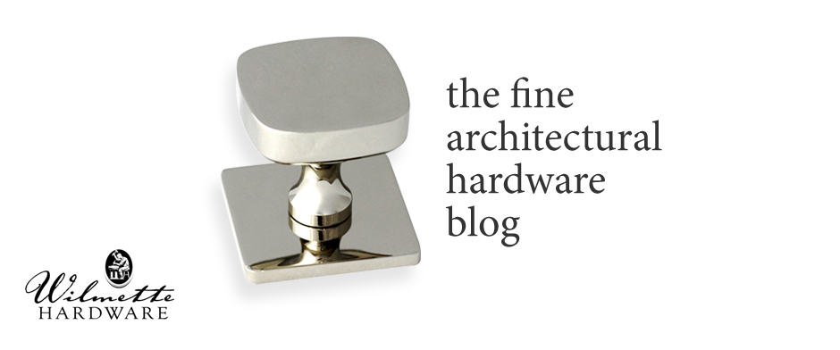 the fine architectural hardware blog
