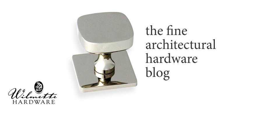 the fine architectural hardware blog