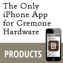 New Cremone Iphone App