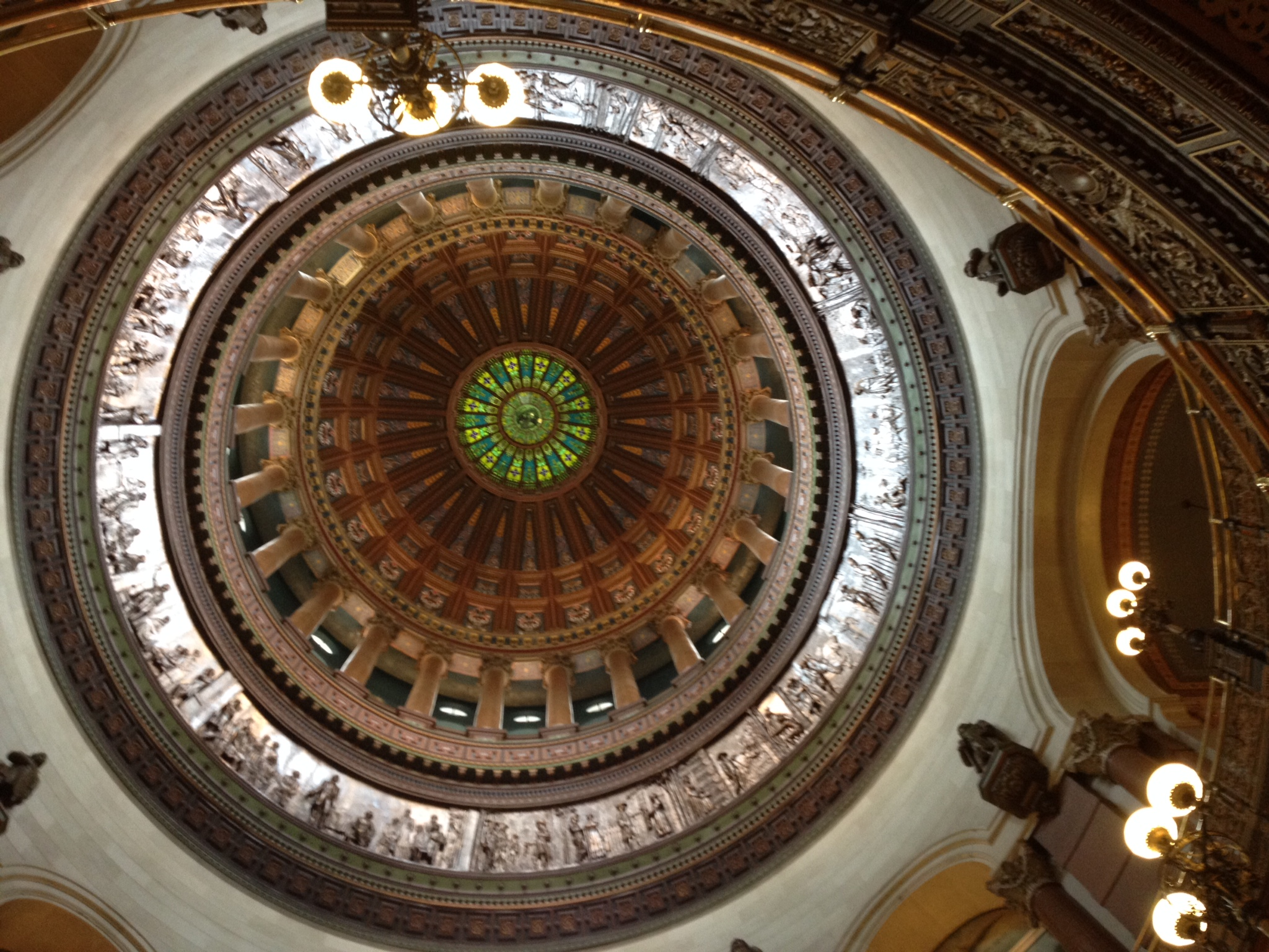 state capitol visit